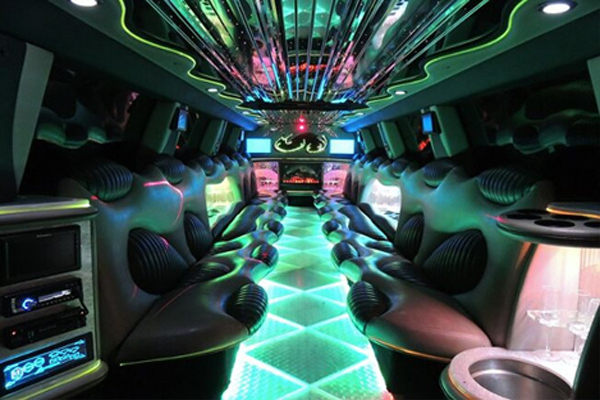 14 Person Hummer Limo Rental Anaheim