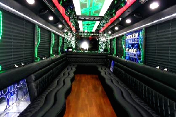20 Person Party Bus 1 Anaheim