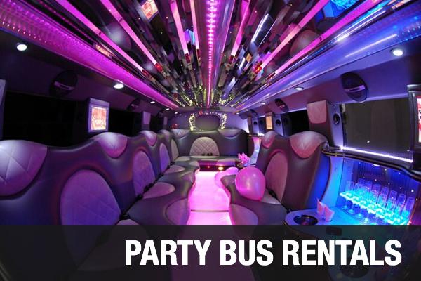 Party Bus Rentals Anaheim